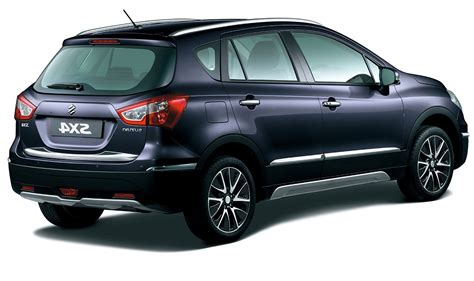 Suzuki Sx4 India Maruti Suzuki Sx4 S Cross Spied Launch Soon Motoroids