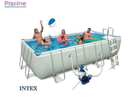 Castorama Piscine Hors Sol 416 by Pompe Piscine Intex Auchan Finest Photo Piscine With