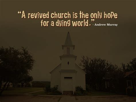 church revival poems