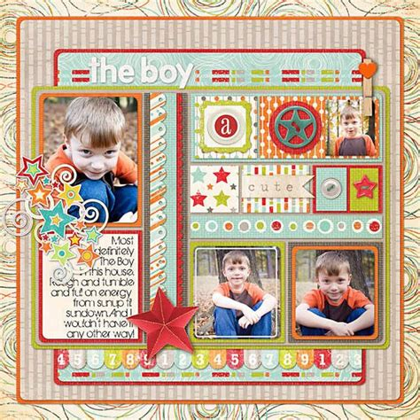 brothers scrapbook layout more info on my page www 866 best kids scrapbook layouts images on pinterest