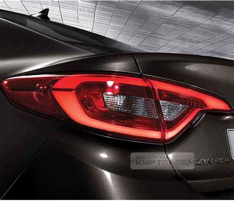 2015 hyundai sonata tail lights oem led tail brake light l rh inside for hyundai 2015