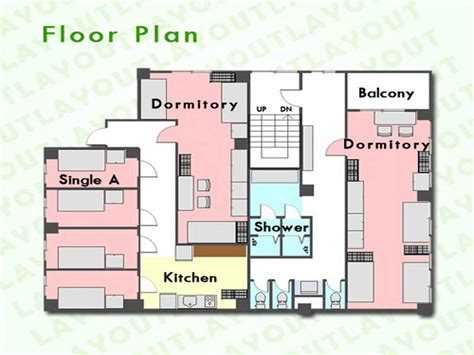house plans with balcony flooring guest house floor plans the balcony guest house