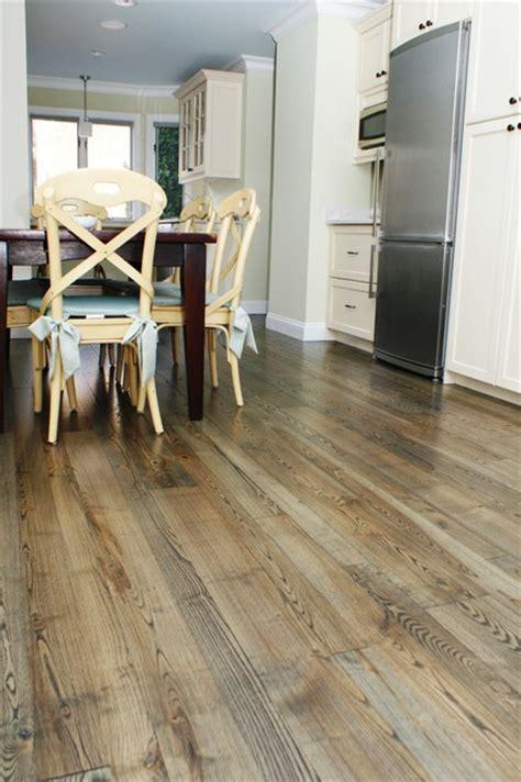 Nature Flooring by Ash Wood Flooring Kitchen