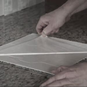 fliesen netz entfernen selbstklebende mosaik verlegeanweisung mosafil fliesen shop