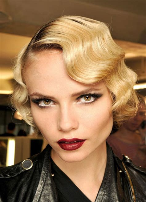 finger wave bob hairstyle for black hair finger waves hairstyle women hairstyles
