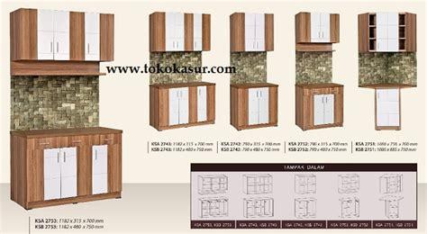 Lemari Dapur Sudut Bawah Olympic Kbs019181 kitchen set murah harga kitchen set lemari dapur lemari gantung