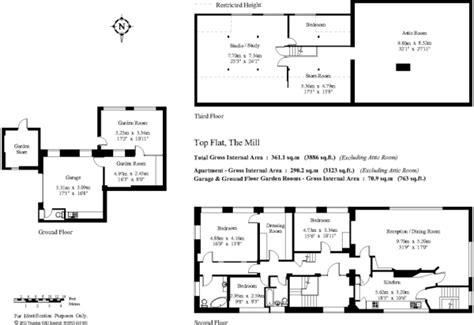 fishbourne palace floor plan 4 bedroom apartment for sale in mill fishbourne po19