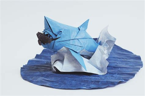 Shark Origami - 25 excellent origami fish just for the halibut