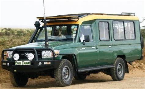 safari land cruiser kenya car hire safari customized tour van safari