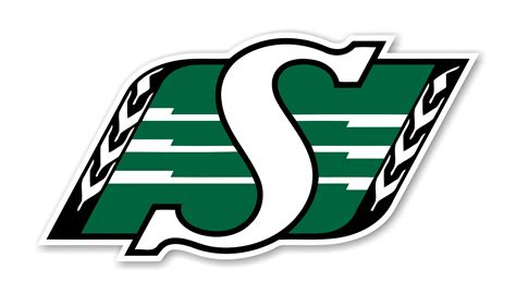 saskatchewan roughriders die cut decal