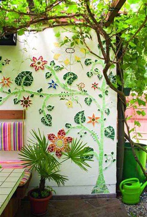 mosaic decorations for the home 10 beautiful diy garden mosaic projects home design and
