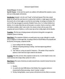 Exle Of Informative Essay About Education by 8 Informative Speech Exles Sles