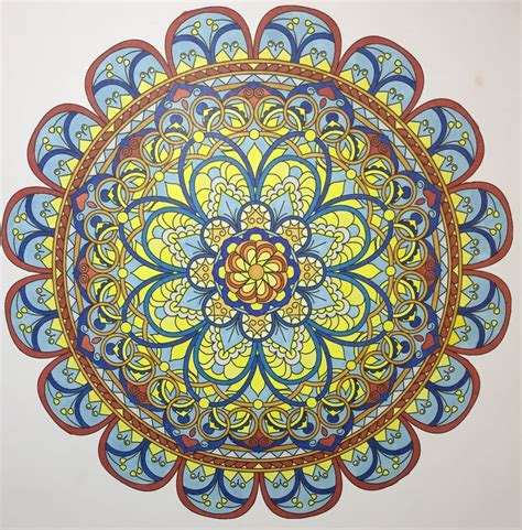 mandala coloring book with markers 993 best images about kaleidoscopes and mandalas on