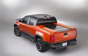 the chevy colorado with road wheels and nautique boat