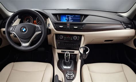 X1 Interior car and driver