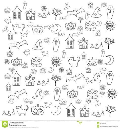 doodle element doodle element stock vector image