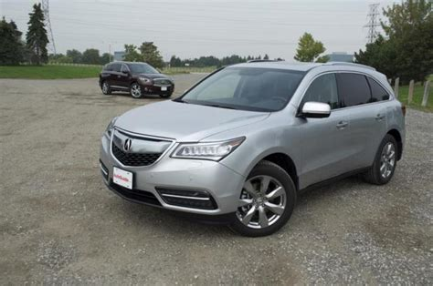 picture other 2014 acura mdx sh awd vs 2014 infiniti
