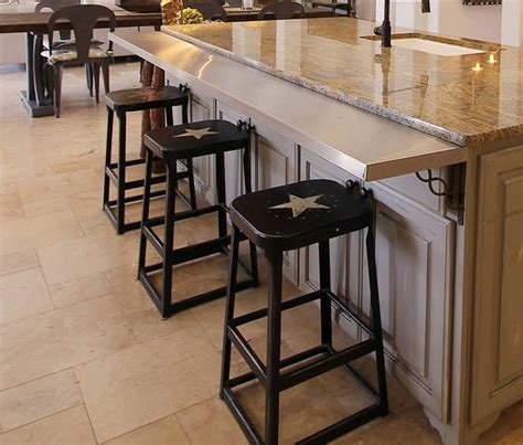 kitchen island with table extension kitchen island extension a kitchen metals