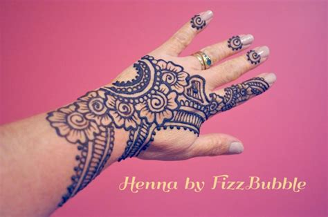 fizzbubble henna art