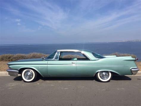Chrysler Imperial 1960 by Survivor Barn Find Original 131k Mile 1960 Chrysler