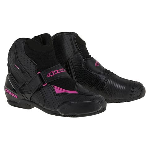 alpinestars stella smx 1r vented womens motorcycle boots