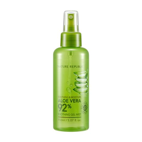 Harga Nature Republic Mask jual nature republic aloe soothing gel mist murah yes24