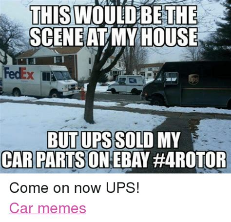 Car Parts Meme - funny cars and ebay memes of 2016 on sizzle