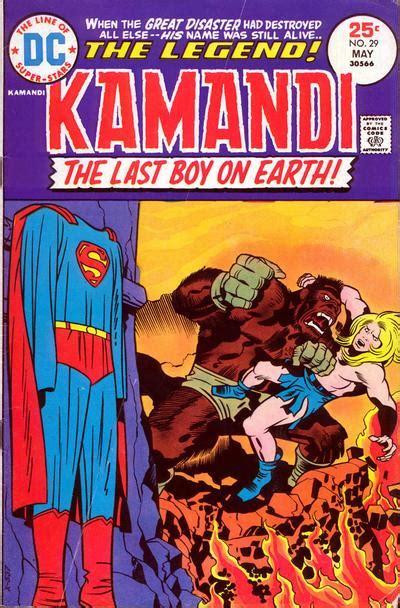 kamandi by kirby omnibus the heroesonline staff picks kamandi last boy on