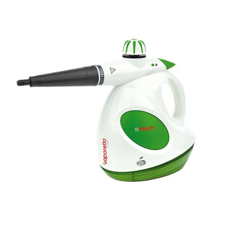 Steam Cleaner by Polti Vaporetto Easy Plus Handheld Steam Cleaner With 10