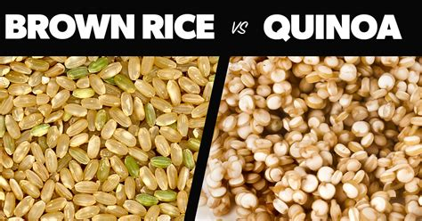 whole grain rice vs brown rice nutritional value of quinoa vs brown rice nutrition ftempo