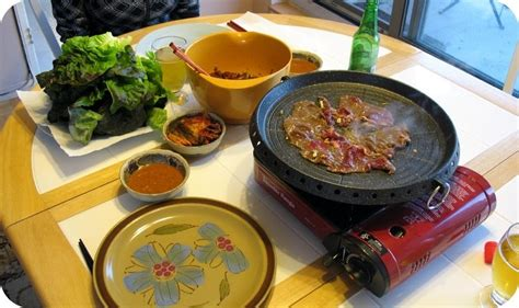 world most beautiful bbq table befoodled arum korean market and the wonderful world of