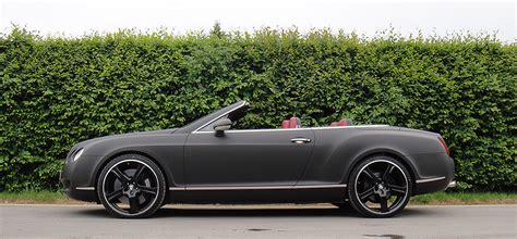 matte black bentley convertible bentley continental gt gtc 2003 11 revere