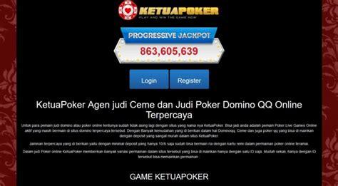 ketuapoker situs judi poker domino qq idn poker uang asli  bisnis poker  profesional