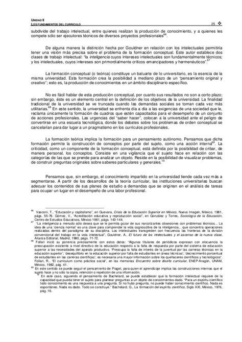 Modelo Curricular Globalizador Dise 241 O Curricular E Instruccional