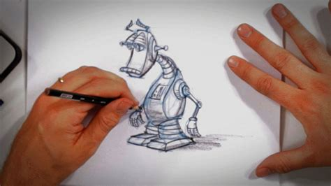 how to create a doodle character creating your own character drawing tips