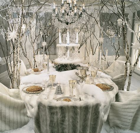winter table winter table and