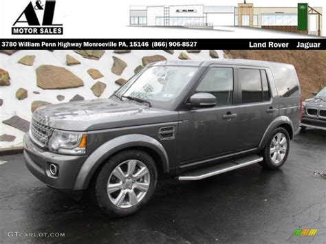2015 land rover lr4 interior 2015 corris grey metallic land rover lr4 hse 99960164