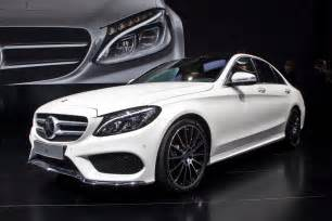 mercedes c class 2014 exclusive pictures auto express