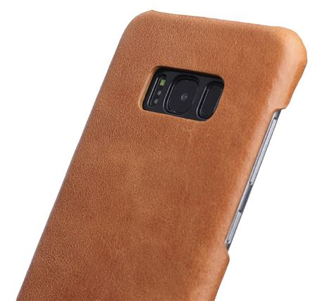 Leather Auto Focus Original Samsung Galaxy Note 8 Softcase Back genuine leather matte samsung galaxy s8 back cover