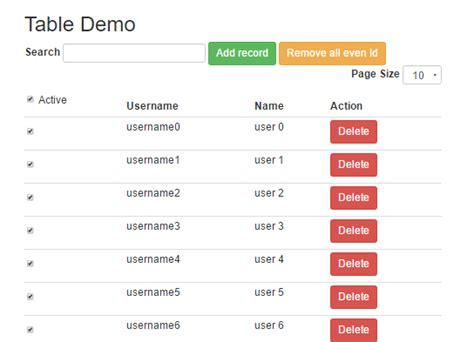 angular template script a datagrid for angular 2 angular script