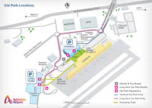 Car Hire Adelaide Domestic Airport Terminal Term Car Park At Adelaide Airport Location