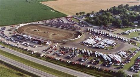 tri state track our track tri state speedway haubstadt indiana the class track