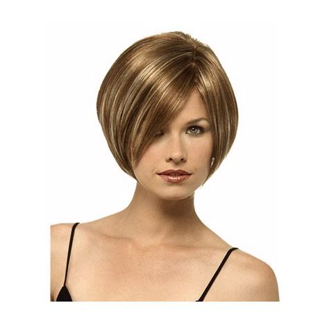 very short hairstyle with highlights lift and a bump on dark brown hair with highlights and lowlights found on