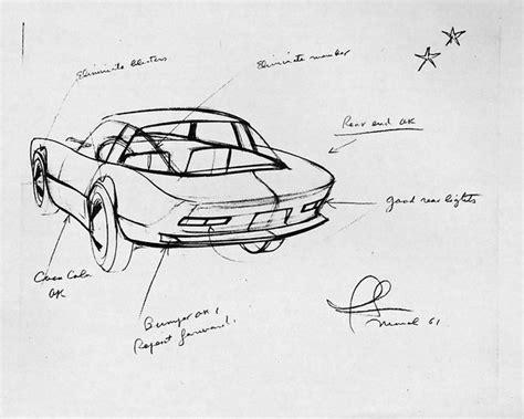 sketch book car 1963 studebaker avanti milestones