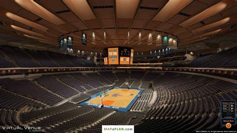 section 415 madison square garden madison square garden detailed seating chart msg seating