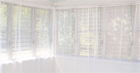 tension wire curtain hanging curtains with tension wire hometalk