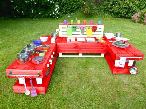 Kinderkuche Garten