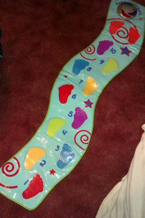 Musical Footsteps Mat by Elc Funky Footprints Mat Local Classifieds Buy And Sell
