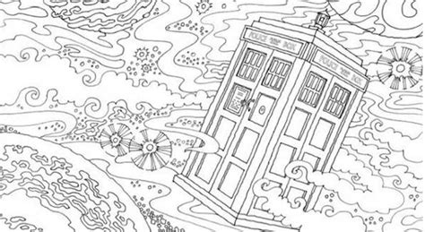8 geeky coloring books for adults   Cool Mom Tech