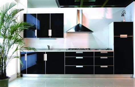 Kitchen Cupboard Furniture by Cabinets For Kitchen Black Kitchen Cabinets